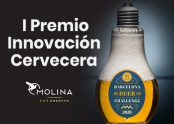 Premio a la innovación Molina for Brewers