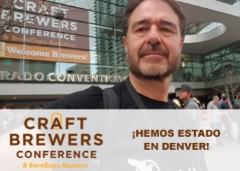 Molina for brewers en la Craft Beer conference (Denver)